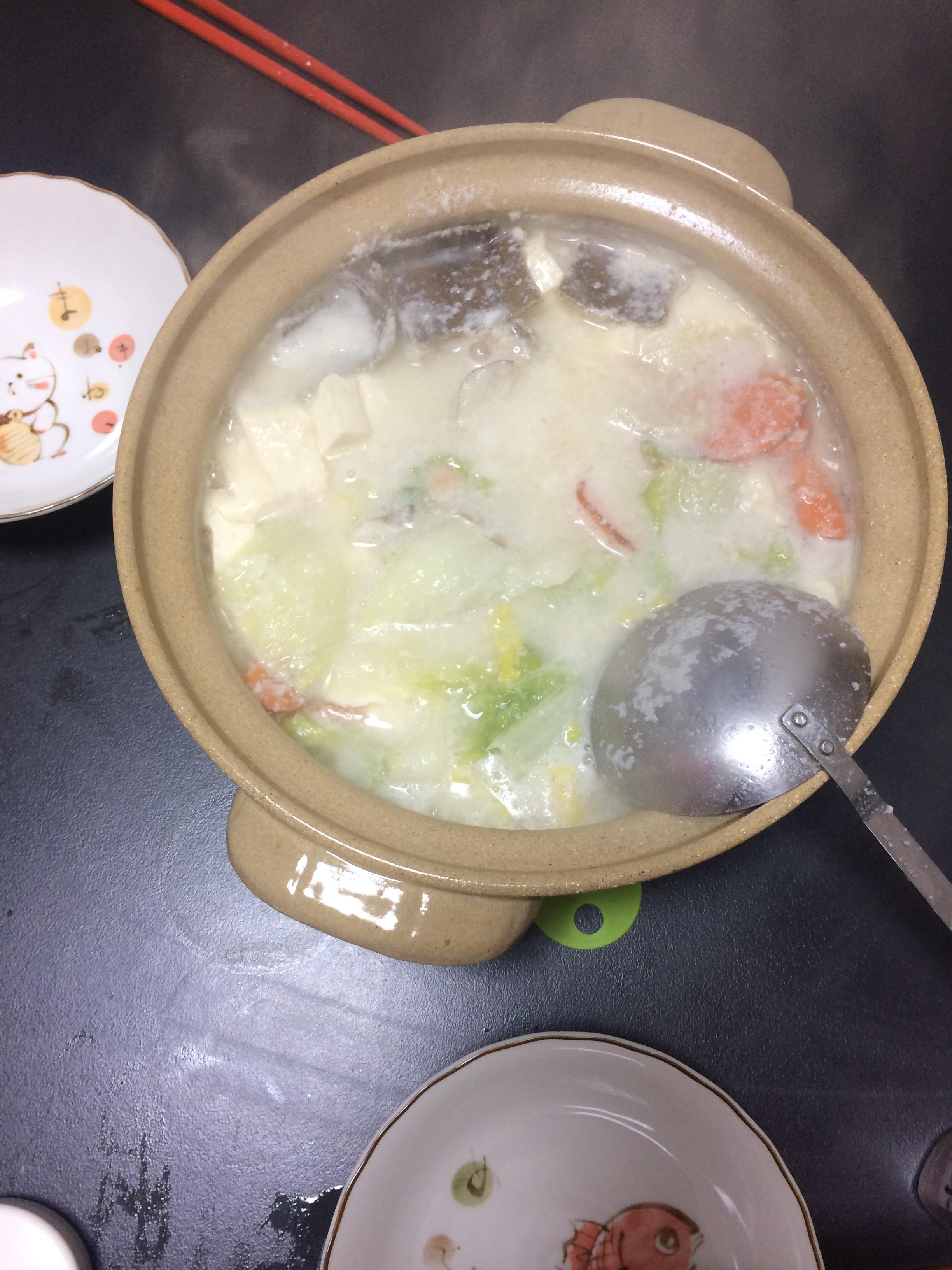 【新婚夫婦飯のリアル:三ヶ月目】酒粕鍋、スープカレー鍋・・・鍋料理を極めだしてきた