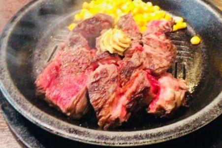いきなりステーキの食べ方徹底解説!何グラムが良いの?注文法は?肉マイレージって何?