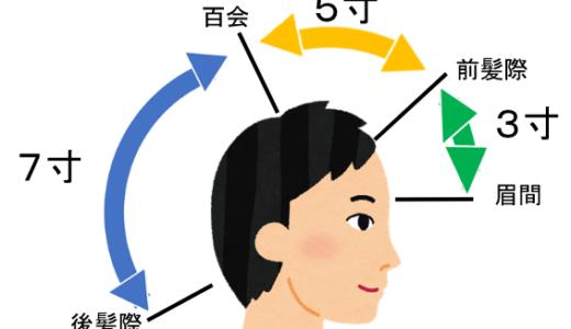 骨度法の覚え方・ゴロ合わせ一覧!イメージで簡単に分かる!│経絡経穴概論 試験対策