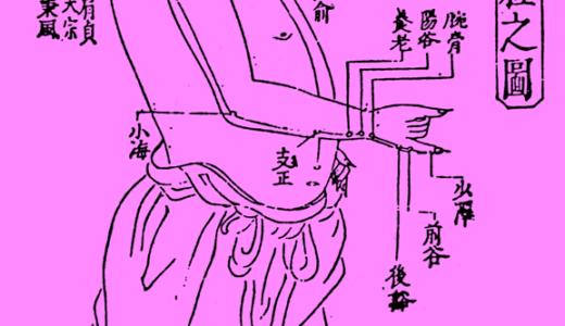 手の太陽小腸経19穴の簡単な覚え方!語源イメージと語呂合わせで完璧!学生向け